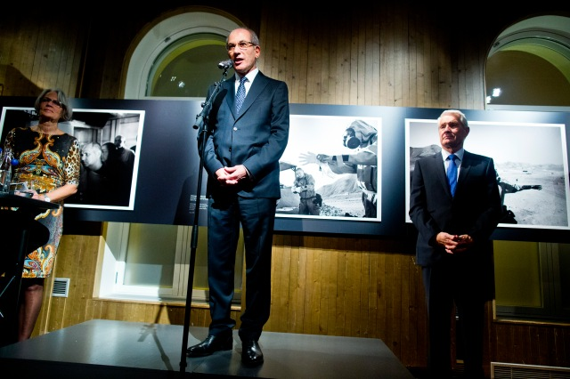 Foto: Sara Johannessen / Nobels Fredssenter