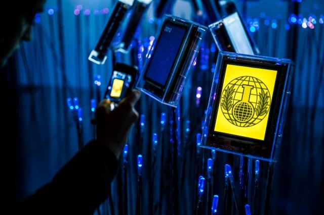 Blir det en organisasjon eller en person som skal få plass i Nobels hage 10. oktober?   Foto: Johannes Granseth / Nobels Fredssenter
